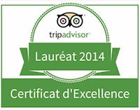 laureat tripadvisor