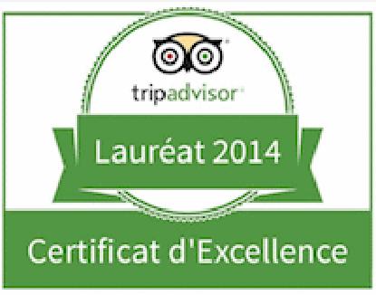 laureat-tripadvisor